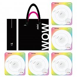 와우보드 미니 5세트 [신제품] (가방 옵션)